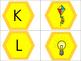 Honeycomb Letter Match