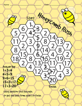 Honeycomb Rush