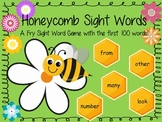 Honeycomb Sight Words - Dr. Fry First 100 Sight Words Board Game