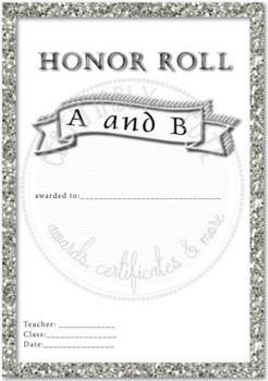 Honor Roll A-B 4