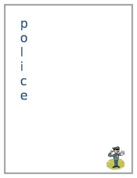 Honor Your Local Police Officers with Poetry