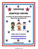 Honoring American Heroes: September 11th Veterans and Memo