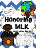 Honoring MLK: Martin Luther King, Jr.