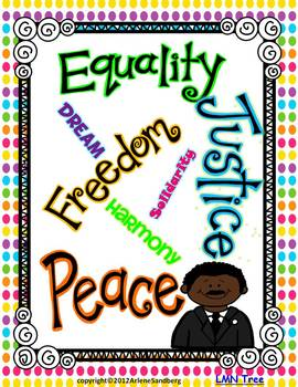 Martin Luther King: Reading and Writing Unit