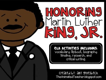 Honoring Martin Luther King, Jr.