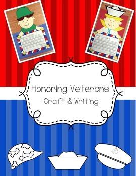 Honoring Veterans Craft and Writing