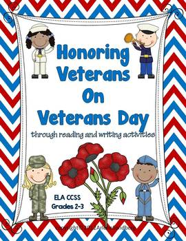 Veterans Day Reading and Writing Unit: 2-3