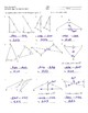 Honors Geometry Chapter 3 Congruent Triangles