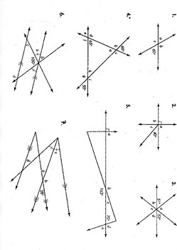 Honors Geometry Chapter 5 Parallel Lines and Related Figures