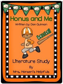 Honus and Me Literature Study