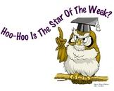 Hoo Hoo is the star of the week