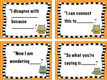 """Hoo"" Loves Accountable Talk"