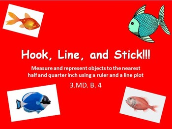 Hook, Line, and Stick (3.MD.B.4)