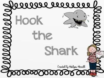 Hook The Shark- Equivalent Fractions Match