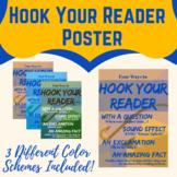 Hook Your Reader Poster