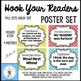 Hook Your Reader Poster Set