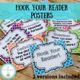 Hook Your Reader Poster Set