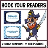 Hook Your Reader: Story Starters/Mini Posters for the ELA