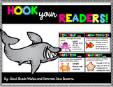 Hook your Reader Poster Set!
