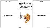 Hook your Readers!