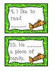 Hooked on Fishin'!- Literacy Activities for /oo/ as in book