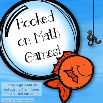 Hooked on Math Addition and Subtraction Bundle