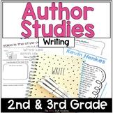 Writers Workshop Mentor Texts Author Studies
