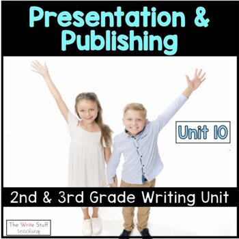 Hooked on Writing 2nd & 3rd Grade May: {Presentation}