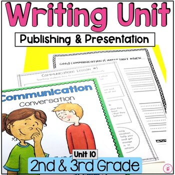 Hooked on Writing Curriculum: May (The Write Stuff)