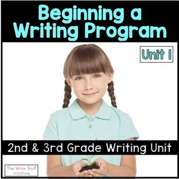 Hooked on Writing Curriculum: August (The Write Stuff)