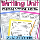 Writers Workshop Beginning a Writing Program