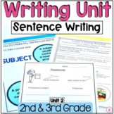 Hooked on Writing: All About Sentences
