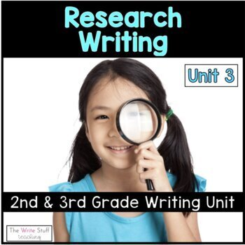 Hooked on Writing October  {Research}