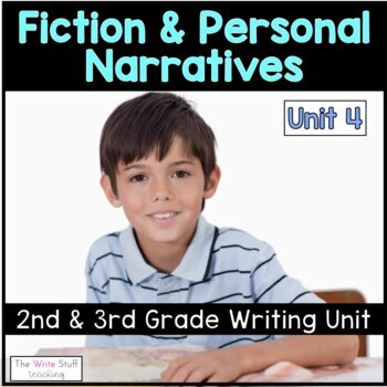 Hooked on Writing November {Personal Narratives}