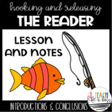 Hooking and Releasing Your Reader: Writing Introductions a