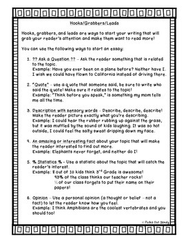 how to write a great introduction