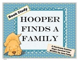 Hooper Finds a Family - book study