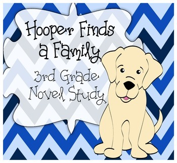 Hooper Finds a Family Novel Study