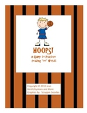"Hoops! A Game to Practice Reading ""oo"" Words"