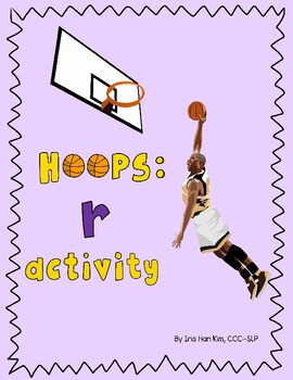 [FREE] Hoops: Initial, Medial, Final R Words