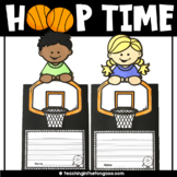 Basketball Craft Activity (Basketball Craftivity)
