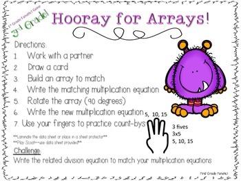 Hooray For Arrays!