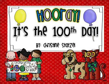 Hooray! It's the 100th Day!