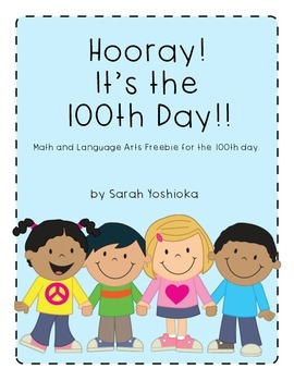 Hooray!! It's the 100th Day!! Freebie