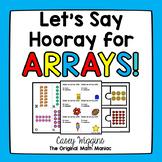 Hooray for Arrays! {Motivated Math}