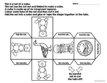 Hooray for Canada! Probability/Graphing Activity: Hands-On Math for 2nd/3rd Gr.