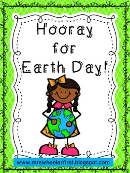 First Grade Science: Earth Day