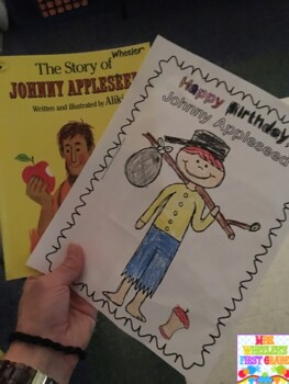 Hooray for Johnny Appleseed Day!