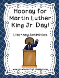 Hooray for Martin Luther King Jr. Day!