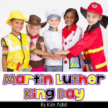 Martin Luther King (MLK) Day by Kim Adsit v2.0